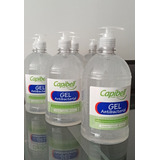 Gel Antibacterial Elimina 99%  1 L Registro Invima