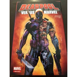 Marvel Comic Deadpool Vs Marvel 450 Paginas Latino Tapa Dura
