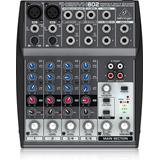 Mixer Behringer 802 Consola Pasiva Mezclador Xenyx 802