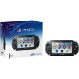 Ps Vita Slim Programada Con 10 Juegos Sony