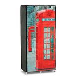 Closet 75 Cm X 45 Cm X 160 Cm Tela Cabina Telefonica