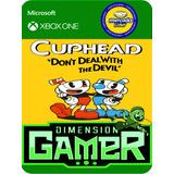 Cuphead Xbox One No Codigo Offline