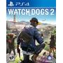 Watch Dogs 2 Playstation 4 Ps4 Nuevo Sellado Fisico