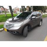Vendo O Permuto Vehi Menor Valor Honda Cr-v  Exl 4x4 2012 At