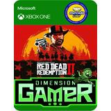 Red Dead Redemtion 2 Xbox One No Codigo Offline