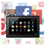 Tablet 7 Android 4.1 Doble Camara Negra 4gb Precio Especial