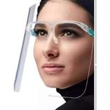 Careta Tipo Gafa Adulto Proteccion Facial , Importada