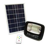 Reflector Led Con Panel Solar 10w Recargable Ip67 S-101