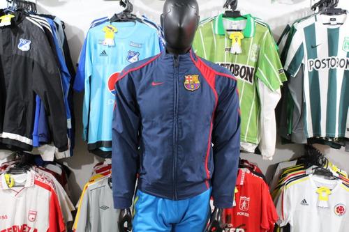 Chaqueta Barcelona Nike Talla S Xdx afec0bd7d9cdf