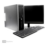 Cpu Hp Compaq Elite 8300 I5 3ra Gen 8gb 500gb + Monitor 19