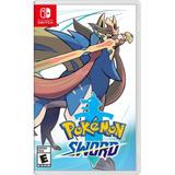 Pokemon Sword Espada Nintendo Switch Envio Gratis