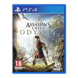 Assassins Creed Odyssey  Esp Latino Misión Extra. Espa Ps4