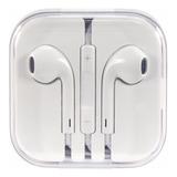 Audifonos Earpods Apple iPhone 5 5s 5c 6 iPad iPod Original