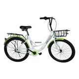 Bicicleta Bidder Tipo Playera Rin 24