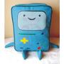 Bmo Morral Hora De Aventura Adventure Time Maleta Colegio