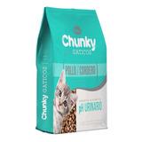 Alimento Para Gato - Chunky Gaticos Pollo Y Cordero