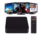 Tv Box 8gb Ram 1gb Quad Core Convierte Tv A Smart Tv Android
