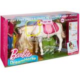 Barbie Caballo Interactivo Juguete Muñeca Niñas Voz Tacto