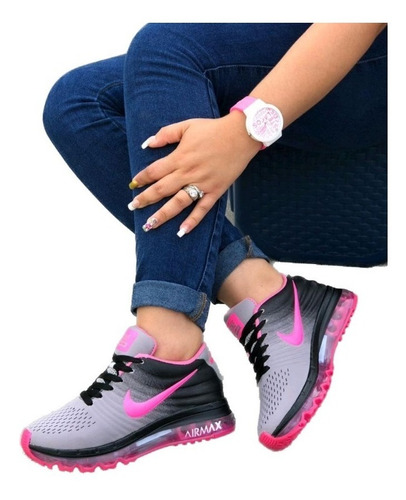 Tenis Deportivo Mujer 100% Garantizados Hermoso Calzado Dama