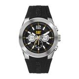 Reloj Cat/cab/caja:acero Inox./correa:goma - Ab 149 21 132