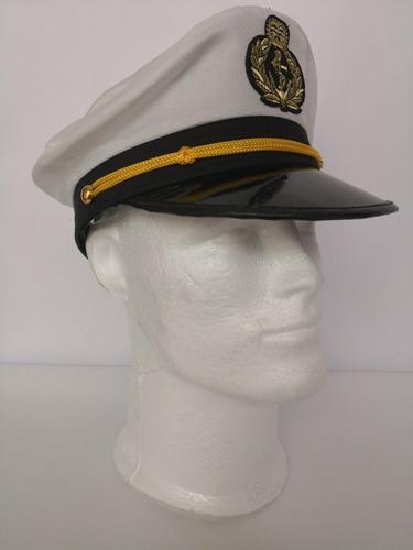 a932de7f5d Gorra Capitan Sombrero Marinero General Marino Coronel