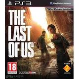 The Last Of Us Ps3 Original Hablado En Español Entrega Hoy