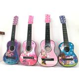 Guitarras Acusticas Con Forro Para Niños Nuevos Diseños