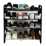 Zapatera Organizador De Zapatos Para 12 Pares Desarmable