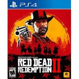 Red Dead Redemption 2 Ps4 Juego Fisico Nuevo Playstation 4