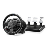 Thrustmaster T300 Rs Gt Timón + Pedales Juegos Ps4 Ps3 Pc