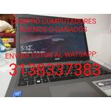 Compra De Computadores Portátiles Buenos O Dañados