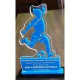 Trofeos Acrilicos Placas Medallas Premiaciones Trofeo 10*7cm