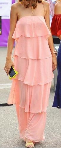 Vestidos para mujer Limonni LI856 Maxidress Fiesta