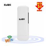 Kuwfi Outdoor Cpe Wifi 300mpbs 2.4g Waterproof