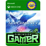 Ace Combat 7 Launch Edition Xbox One Offline