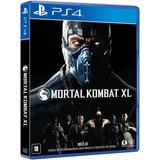 Mortal Kombat Xl Ps4. Fisico. Nuevo Y Sellado.