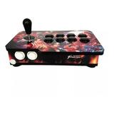 Control Arcade Kof Fight Stick Para Pc, Emuladores, Ps3