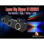Laser Big Dipper B10rgb/3 Tres Salidas Iluminación Eventos