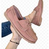 Zapatos Mocasín Apache Para Mujer Envío Gratis