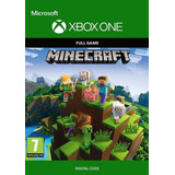 Minecraft Xbox One Digital Jugar Local