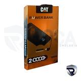 Power Bank Cat 20000 Mah Original