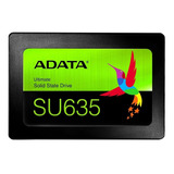 Disco Solido Ssd Adata Su635 480 Gb Laptop 2.5 Y Pc Sata 3