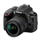 Camara Nikon D3400 24mpx 18:55vr Full Hd Bluetooth