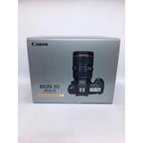 Camara Canon 5d Mark Iv Lente Canon 24-105 F/4l Is Ii Usm