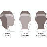 Careta / Mascara Protector Facial Acetato