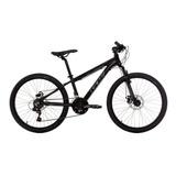 Bicicleta Gw Lynx Aluminio Rin 24 Para Niños Shimano 7v Mtb