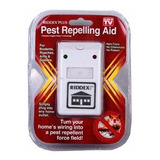 Riddex Repelente Electrico Roedore - Unidad a $9900