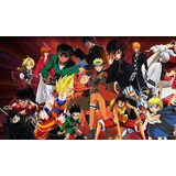 Animes Completo Naruto, Dragon Ball Z Y Muchos Mas