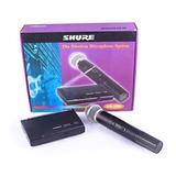 Microfono Shure Sh 200 Inalambrico Garantia + Envio Gratis