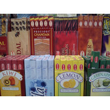 Caja De Incienso X 200 Varitas - Aromaterapia